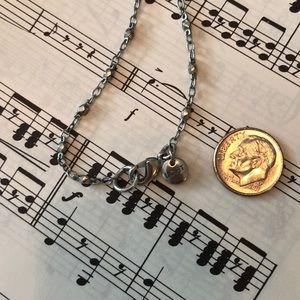 LOFT Jewelry - Loft silver & amethyst necklace